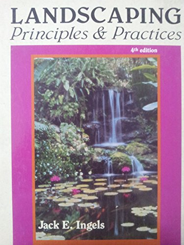 9780827346833: Landscaping: Principles and Practices