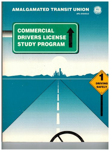 9780827347793: Commercial Drivers License Study Program: Book 1/General Knowledge (Bk. 1)