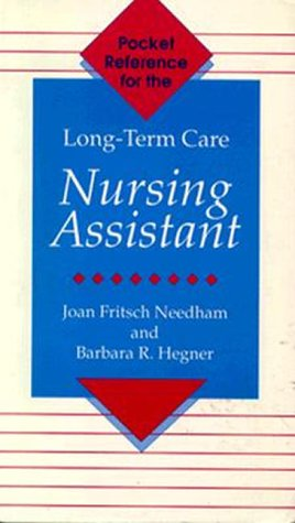9780827348400: Pocket Reference for the Long-Term Care Nursing Assistant (Home Care Aide)