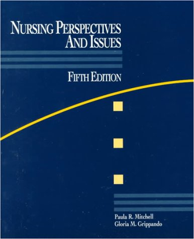 9780827349834: Nursing Perspective and Issues (Health & Life Science)