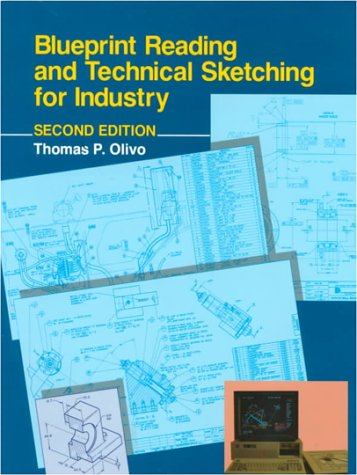 9780827350779: Blueprint Reading and Technical Sketching for Industry