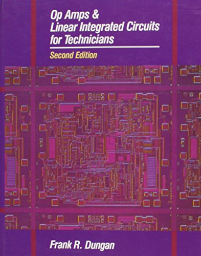 9780827350861: Op Amps & Linear Integrated Circuits & Technicians