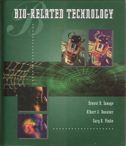 9780827351080: Bio-Related Technology