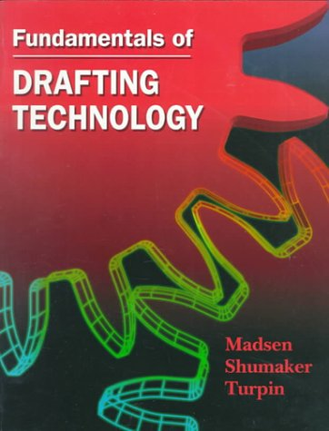 9780827352384: Fundamentals of Drafting Technology