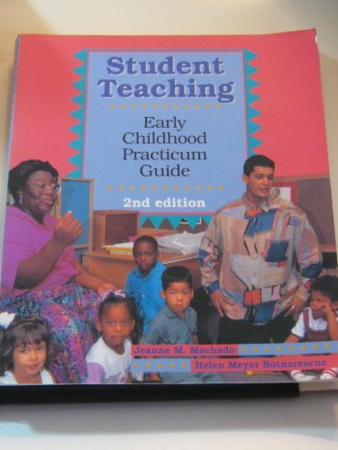 9780827352421: Student Teaching: An Early Childhood Practicum Guide