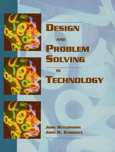 9780827352445: Design and Problem Solving in Technology