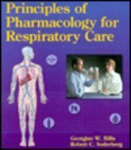 9780827352742: Principles of Pharmacology for Respiratory Care