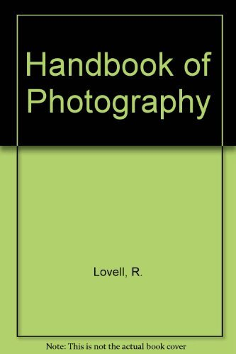 9780827352797: Handbook of Photography