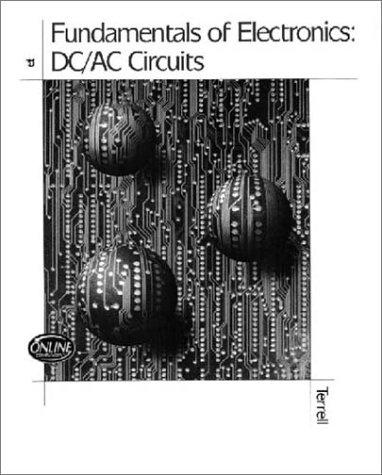 9780827353404: Fundamentals of Electronics: Dc/Ac Circuits