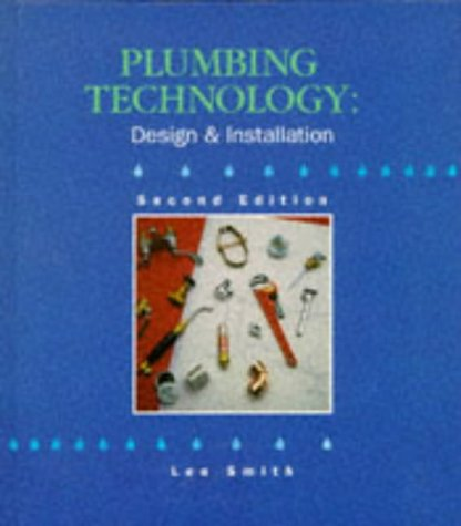 9780827355231: Plumbing Technology: Design and Installation