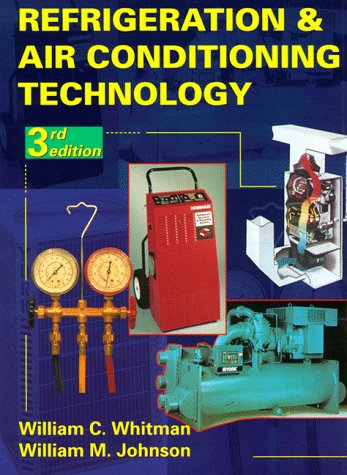 9780827356467: Refrigeration and Air Conditioning Technology
