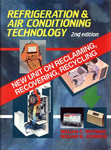 9780827356641: Refrigeration and Air Conditioning Technology