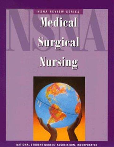 9780827356733: Medical-Surgical Nursing (Nsna Review)