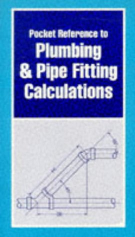 9780827356993: Pocket Reference to Plumbing and Pipe Fitting Calculations
