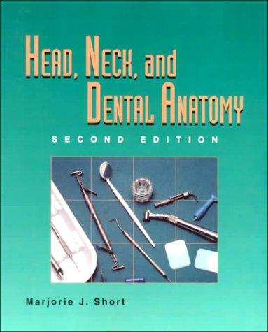 9780827357136: Head, Neck, and Dental Anatomy