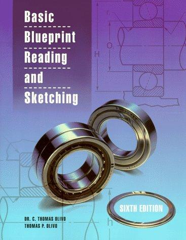 9780827357402: Basic Blueprint Reading and Sketching