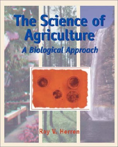 9780827358119: The Science of Agriculture: A Biological Approach