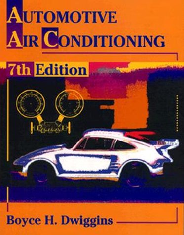 9780827358188: Automotive Air Conditioning