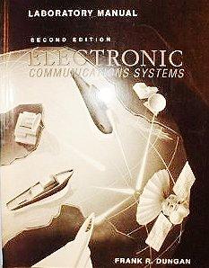 9780827358461: Electronic Communications Systems: Laboratory Manual