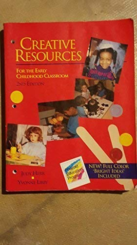 9780827358713: Creative Resources for the Early Childhood Classroom