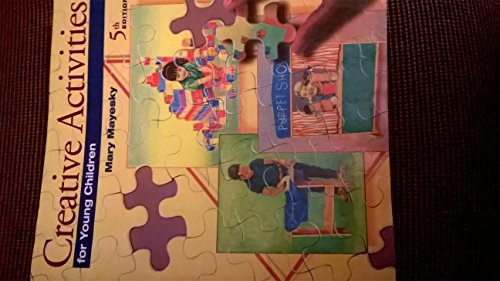 9780827358867: Creative Activities for Young Children (Delmar Early Education)