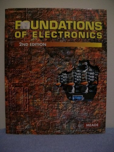 9780827359710: Foundations of Electronics