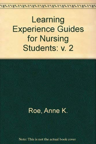 9780827360471: 2: Learning Experience Guides for Nursing Students
