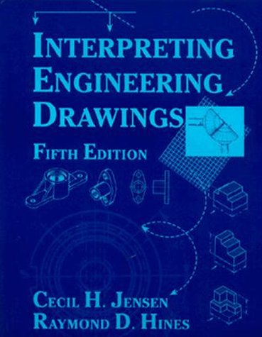 9780827363274: Interpreting Engineering Drawings