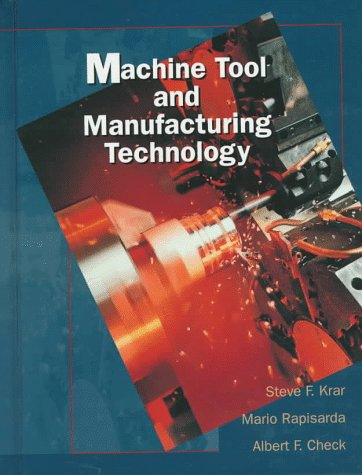 9780827363519: Machine Tool And Manufacturing Technology