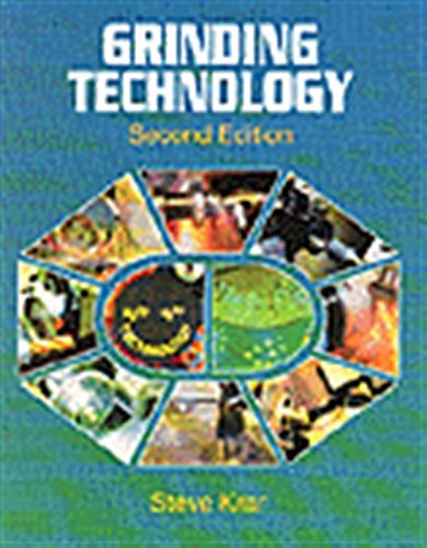 Grinding Technology (2nd Revised edition): S.F. Krar, J.W.