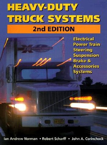 9780827363915: Heavy Duty Truck Systems