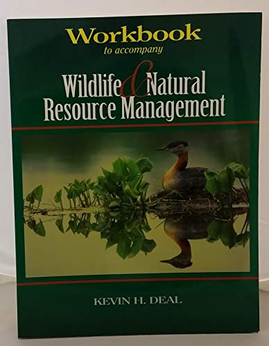 9780827364240: The Student Workbook for Wildlife & Natural Resources