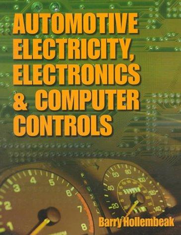 9780827365667: Automotive Electricity, Electronics and Computer Controls