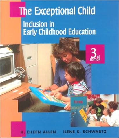 9780827366985: The Exceptional Child: Inclusion In Early Childhood Education