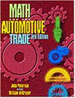 9780827367128: Math for the Automotive Trades (Math Skills)