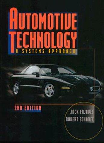 9780827367241: Automotive Technology: A Systems Approach