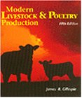 9780827367333: Modern Livestock and Poultry Production