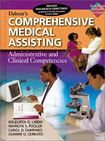 9780827367647: Delmar's Comprehensive Medical Assisting: Administrative and Clinical Competencies