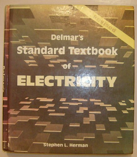 9780827368491: Delmar's Standard Textbook of Electricity