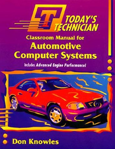9780827368842: Automotive Computer Systems (Today's Technician)
