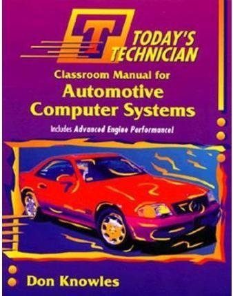 9780827368859: Today Tech Auto Computer Im