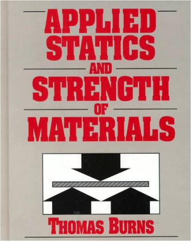 9780827369597: Applied Statics and Strength of Materials