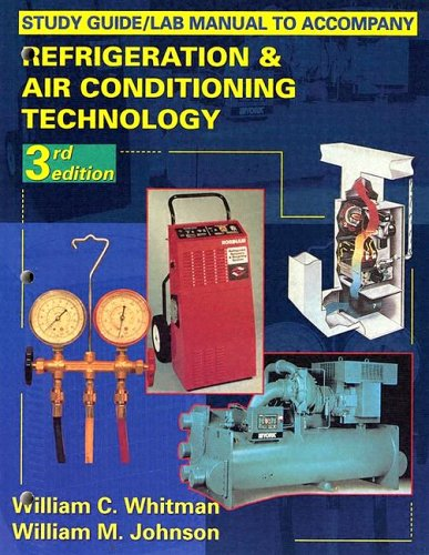 9780827370388: Refrigeration and Air Conditioning Technology
