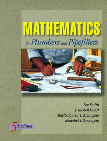 9780827370616: Mathematics for Plumbers and Pipefitters (Trade/Tech Math)