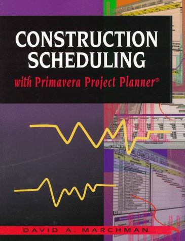 9780827370869: Construction Scheduling With Primavera Project Planner