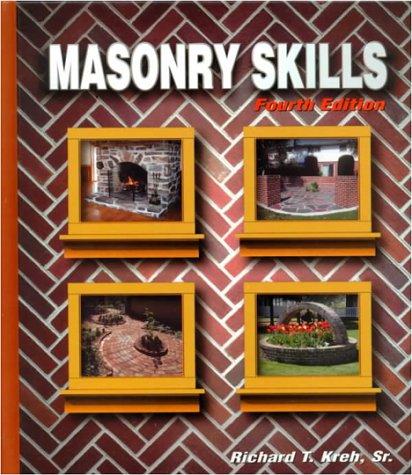 9780827371781: Masonry Skills (hardcover)
