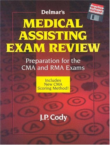 9780827371835: Medical Assisting Exam Review: Preparation For The CMA and RMA Exams