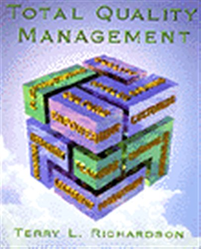 Total Quality Management (0827371926) by Terry Richardson