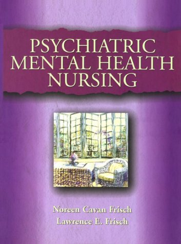 9780827372337: Psychiatric Mental Health Nursing