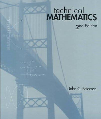 9780827372368: Technical Mathematics